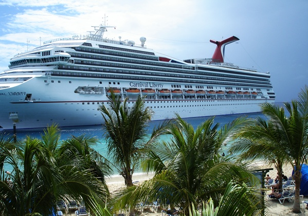 Carnival Liberty from Margaritaville, Grand Turk
